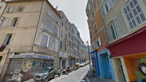 La catastrophe, qui a eu lieu lundi rue d'Aubagne (photo), a fait plusieurs victimes. (Google Maps)
