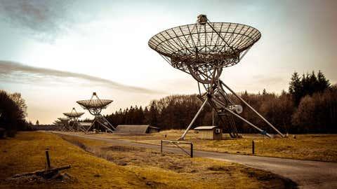 Les chercheurs du Seti n'ont pour l'heure reçu aucune réponse de l'astéroïde. (CCO)