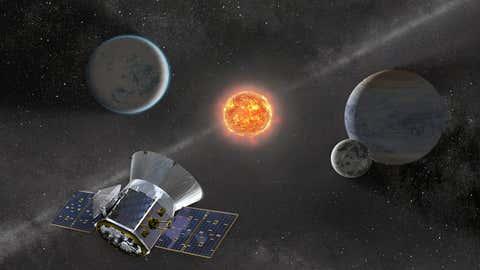 L'agence lance un nouveau satellite pour remplacer Kepler. (Nasa)