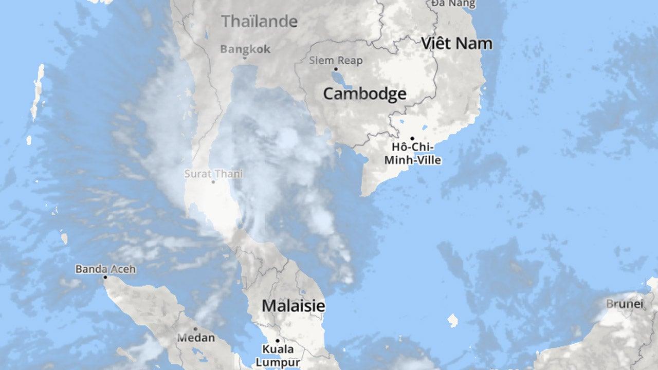 Thaïlande : la tempête Pabuk a fait ses premières victimes