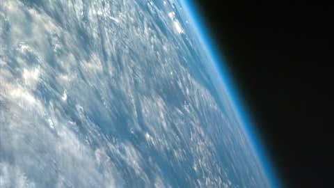 La station, incontrôlable depuis deux ans, doit retomber sur Terre d'ici la fin mars. (CCO)