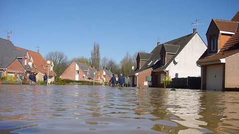 Quelles règles pour les constructions en zone inondable ? (Illustration/CCO)