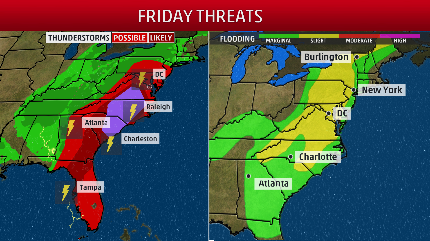 Things to Know about the Current Severe Threat