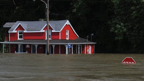 Arkansas and Missouri Levees Breach as May Flooding Breaks Records