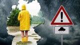 Schauer und Gewitter: Der Samstag fällt ins Wasser