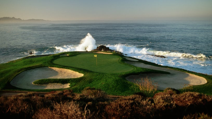 Pebble Beach Joins Golf Ball Cleanup Efforts as U.S. Open Heats Up