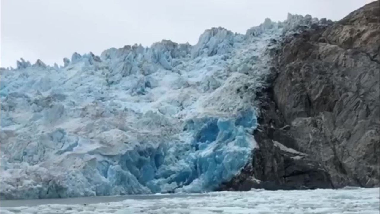A rare and awesome sight in Alaska