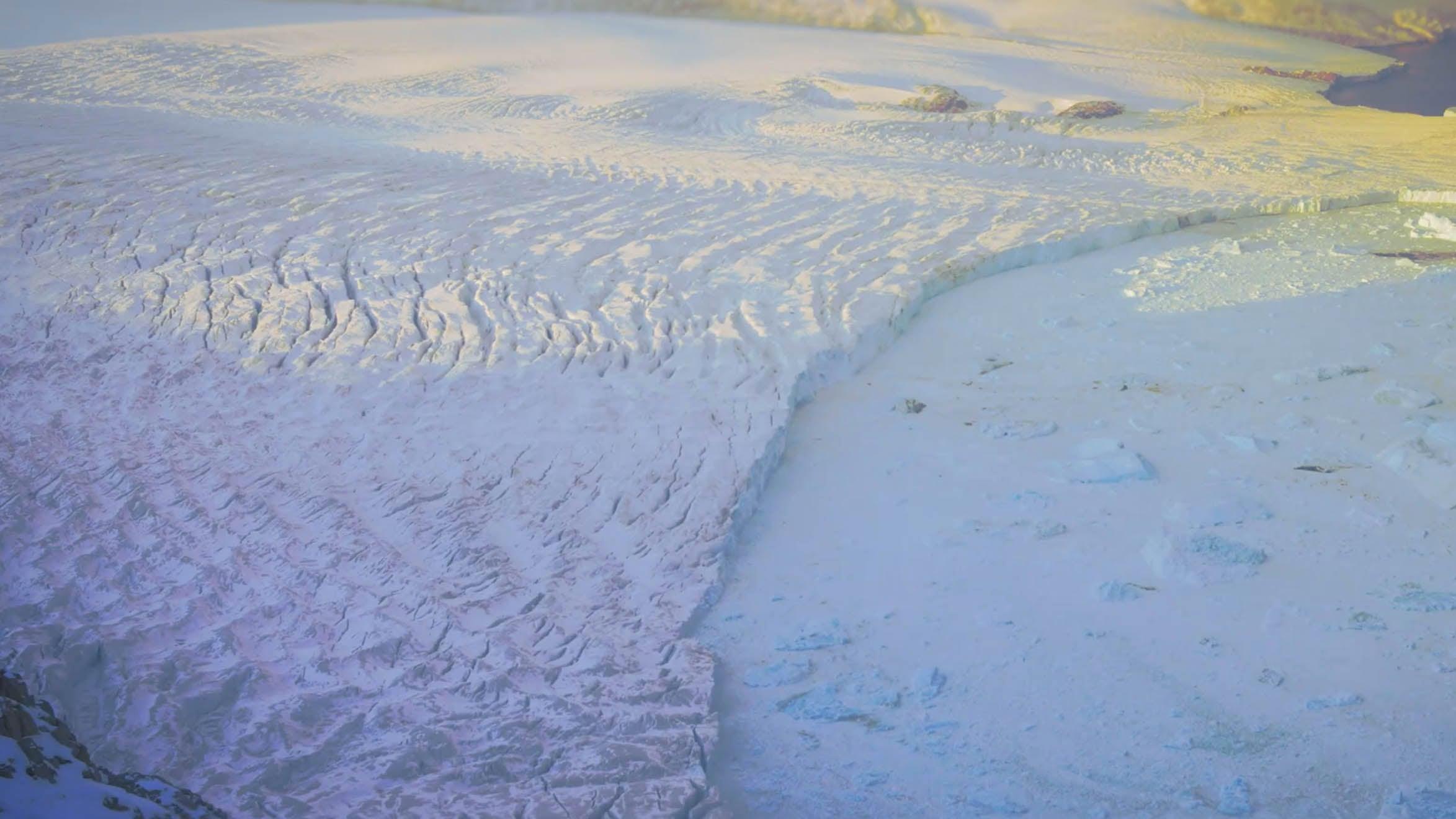 Watch Glacier Melt in 60 Seconds