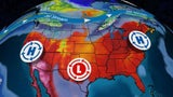 Taste Of Summer Will End May in Parts of West, Great Lakes, Northeast With Daily Records