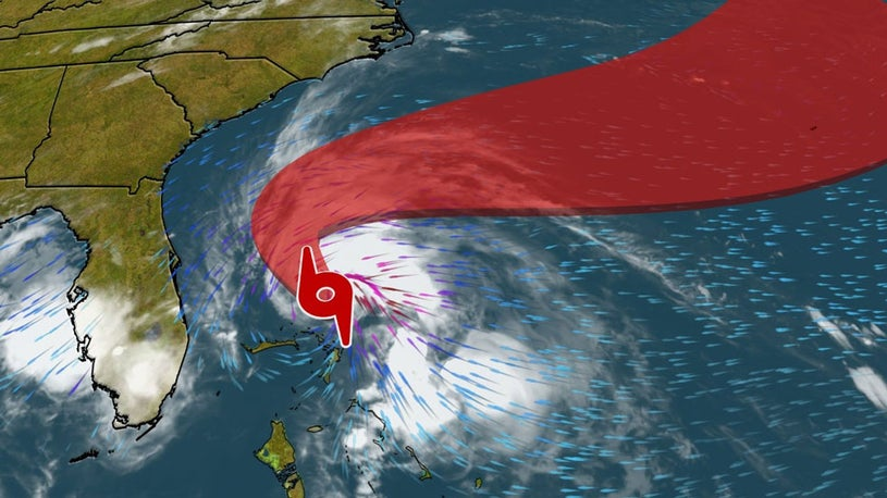 Tropical Storm Humberto Expected to Become Hurricane Sunday