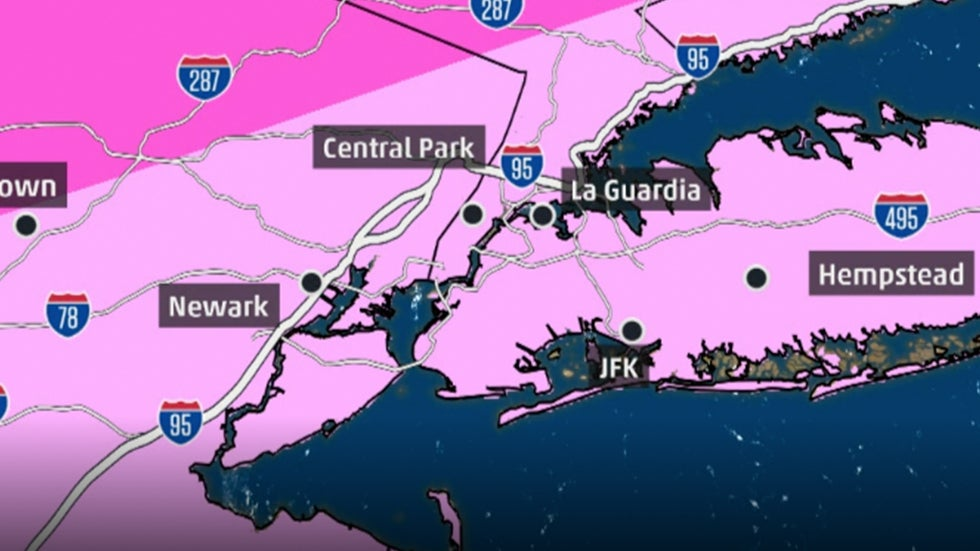 New York City's Nasty Weekend Ahead