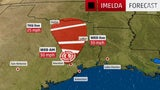 Imelda Drenches Southeast Texas