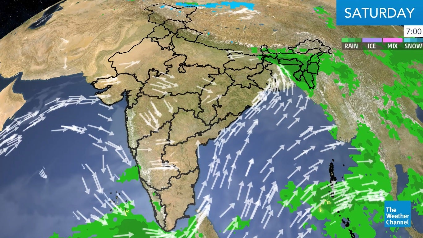 India's Daily Weather Update