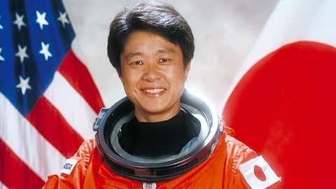 Chiaki Mukai. (NASA / Wikimedia Commons)