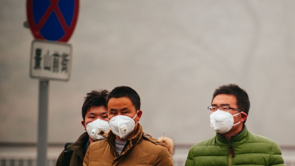 Life Expectancy Goes up in China as Pollution Level Drops