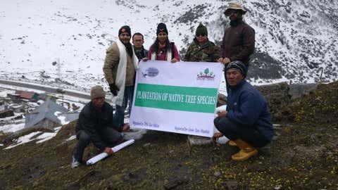 Grow Trees promote the plantation of native trees. (Grow Trees.com)