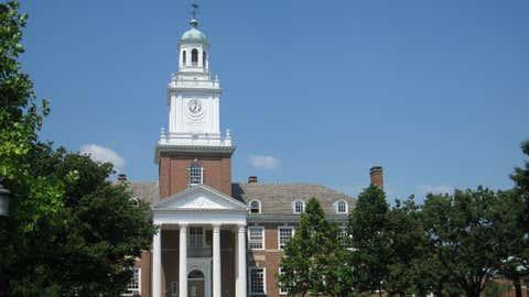 Jones Hopkins University (File Drawing, IANS)