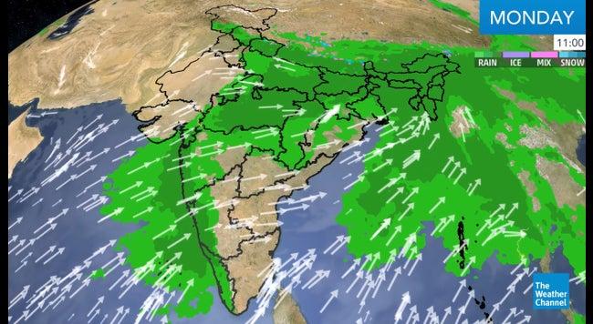 Karnataka, Maharashtra Likely to Get Heavy Rainfall | The Weather