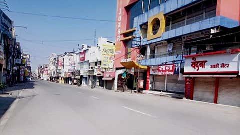 Lockdown in Amaravati district of Maharashtra (TOI/BCCL)