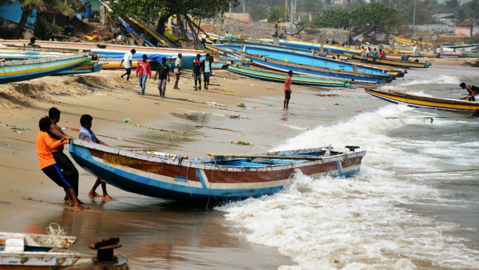 Cyclone Phethai: AP Administration Braces for Impact