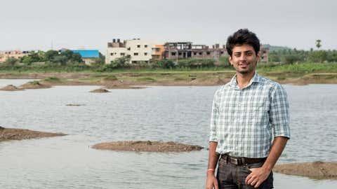 Arun Krishnamurthy, Founder, Environmentalist Foundation of India (Arun Krishnamurthy)
