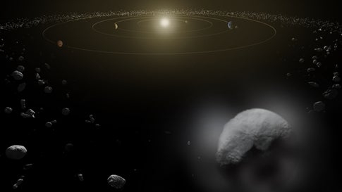 Giant, yet Benign Asteroid Set to Fly by Earth on August 10
