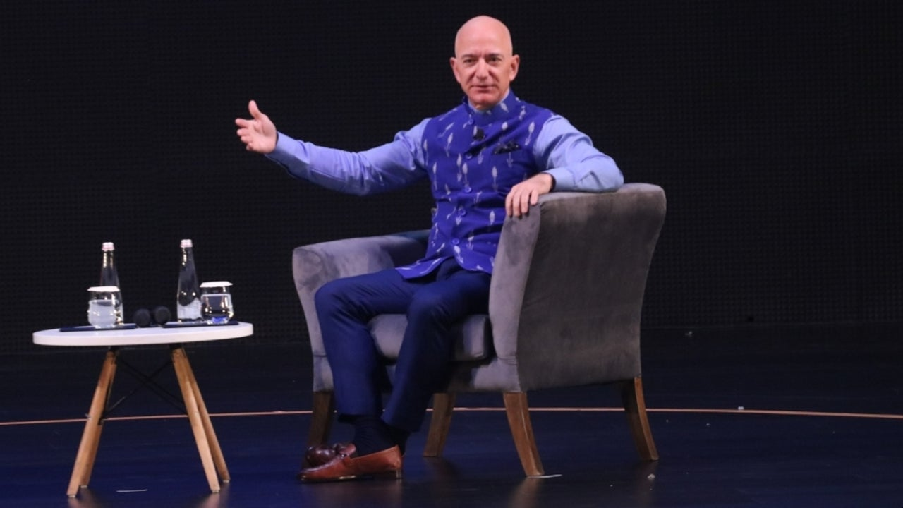 The initial pledge of $10 billion (₹71 thousand crores) represents almost 8% of Bezos' fortune.