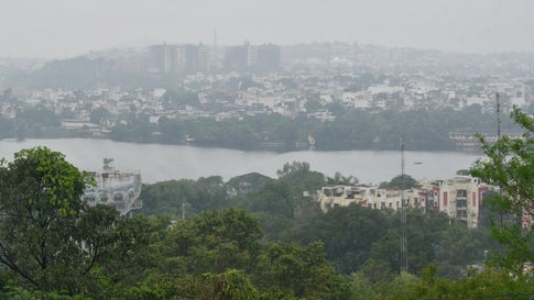 Bhopal Grapples with Falling Water Quality and Quantity