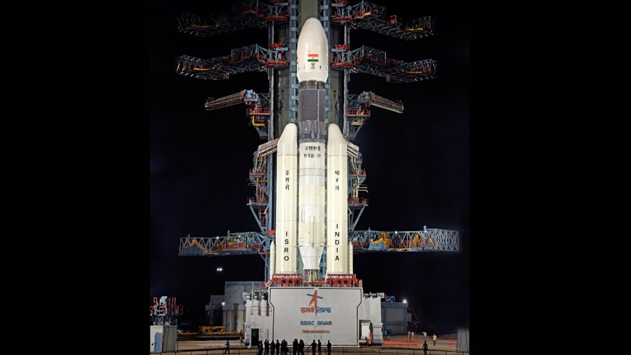 The launch of India's second lunar exploration mission, Chandrayaan-2, has reportedly been put on hold due to a technical snag.