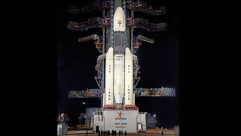 Chandrayaan-2 Launch Called Off Due to Technical Snag; Revised Launch Date to Be Announced Soon