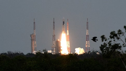 Chandrayaan 2 in Earth Orbit; ISRO Mulling Over Names for Landing Site