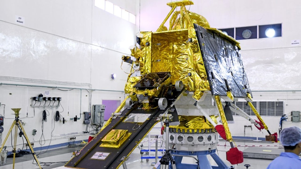 Lessons from Israel's Beresheet Moon Mission That Crash