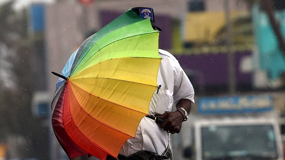 Heavy Rains Forecast in Southern India; Cyclone on Cards for Tamil Nadu