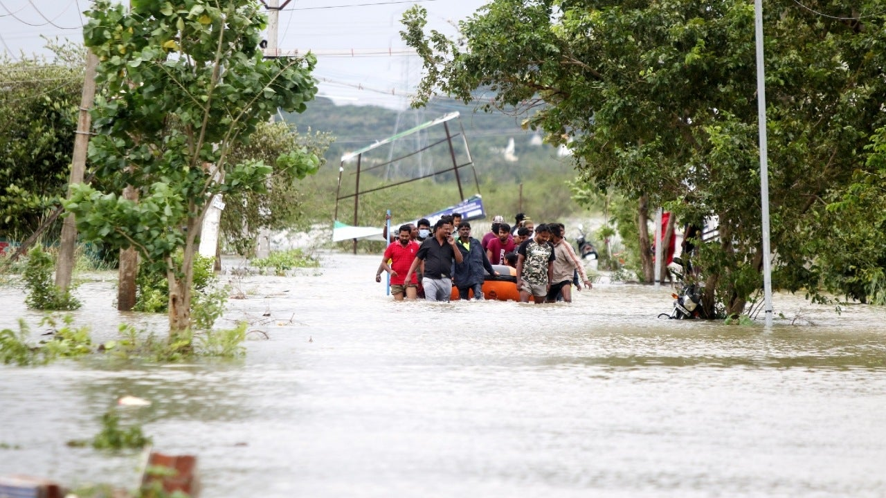 Due to the heavy rains that recently battered the state, over 10,000 people are taking shelter in 147 relief camps.