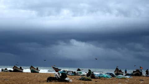 As Gati Moves Away, Severe Cyclone Nivar Brews Over BoB; Tamil Nadu, Andhra  Pradesh Under Alert | The Weather Channel - Articles from The Weather  Channel | weather.com