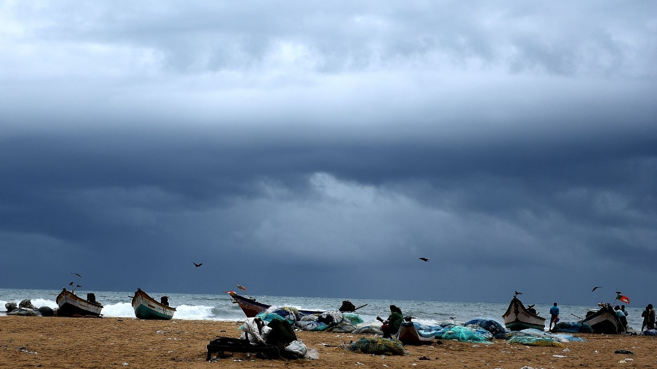 The system is likely to move northwestwards and cross Tamil Nadu and Puducherry coast between Karaikal and Mahabalipuram on Wednesday afternoon.