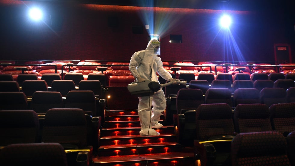 Cinema Halls Reopen In Delhi With Strict Protocols Tickets Sold Online No Eating Or Drinking Allowed The Weather Channel Articles From The Weather Channel Weather Com