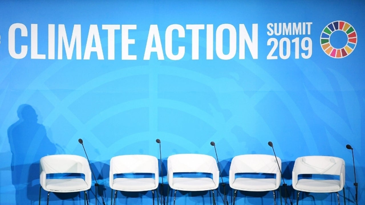 The EU, the self-proclaimed climate leader, has failed to join the group of 59 countries that committed themselves to the new Climate Ambition Alliance.