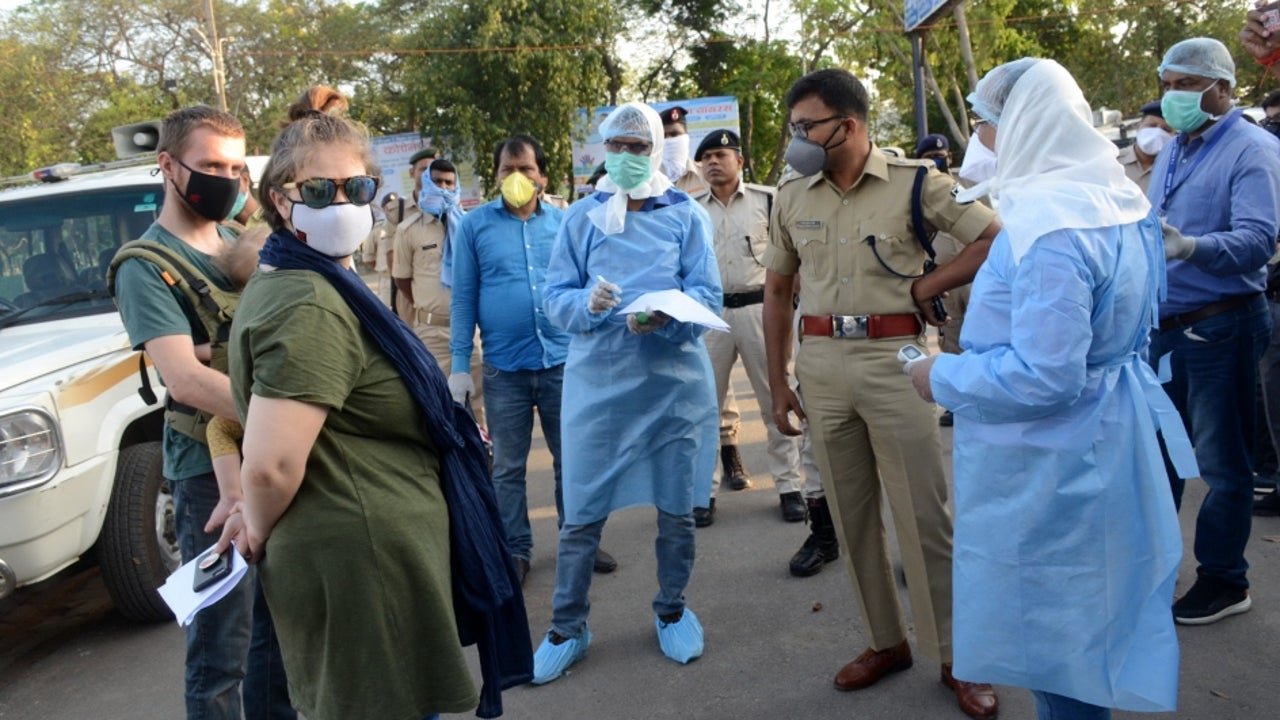 COVID-19 India Update: 77 Deaths, 3,374 Cases Reported; 42% Cases ...