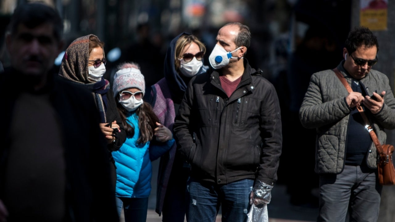 "The WHO said countries should be ""in a phase of preparedness"" for a pandemic when an infectious disease spreads easily from person to person in various parts of the world."