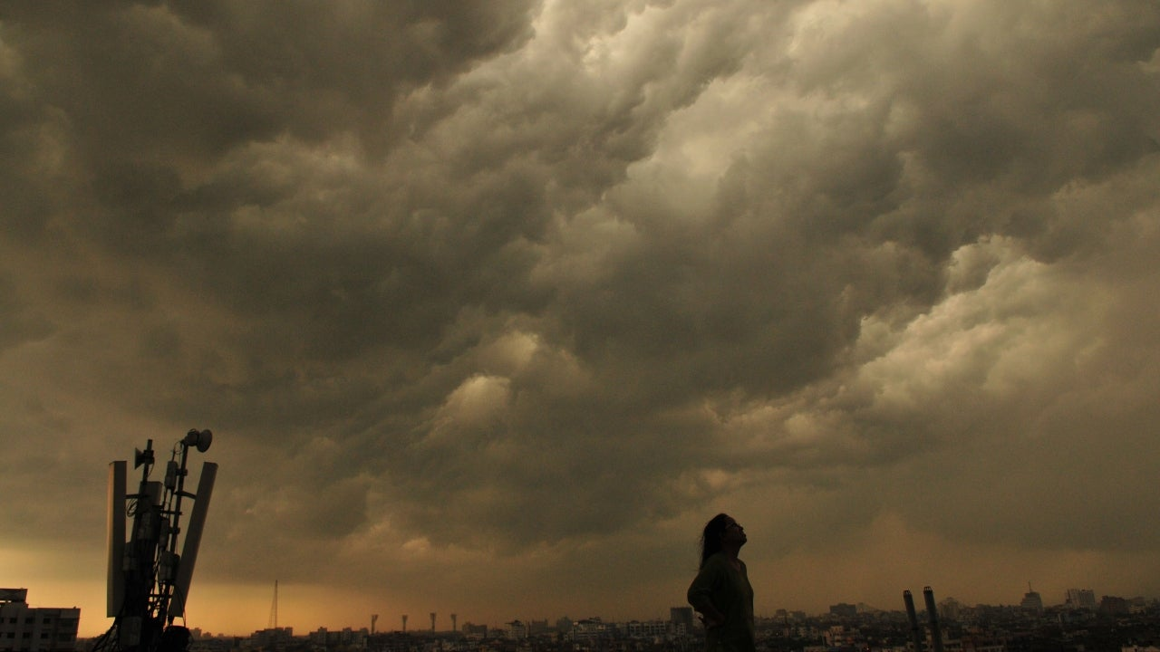 The IMD has issued an orange alert over Tamil Nadu, Puducherry, and Kerala on December 1 and 2.