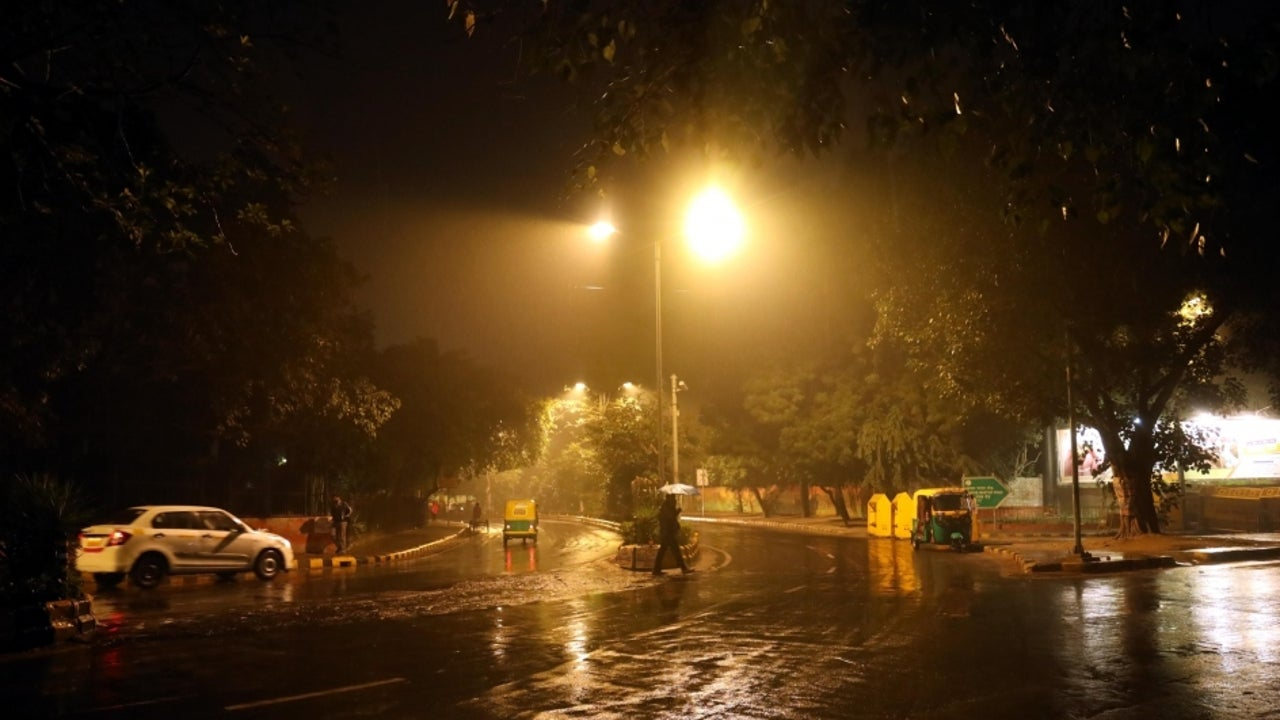 Safdarjung received 33.5 mm rainfall while Palam recorded more than 40 mm till Friday morning.