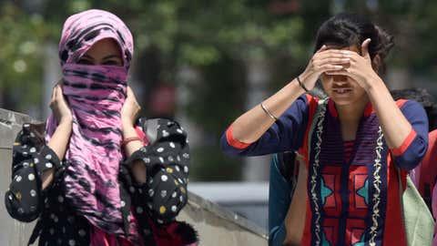 File photo: Heatwave in Delhi (Sanjeev Rastogi/BCCL Delhi)