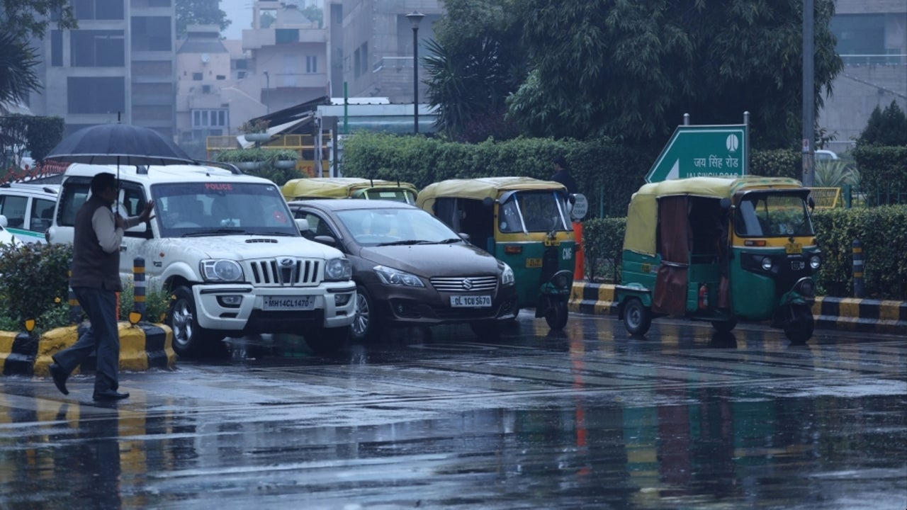 Uttarakhand's Nainital district, at 58 mm, recorded the highest rainfall across north India on Thursday.