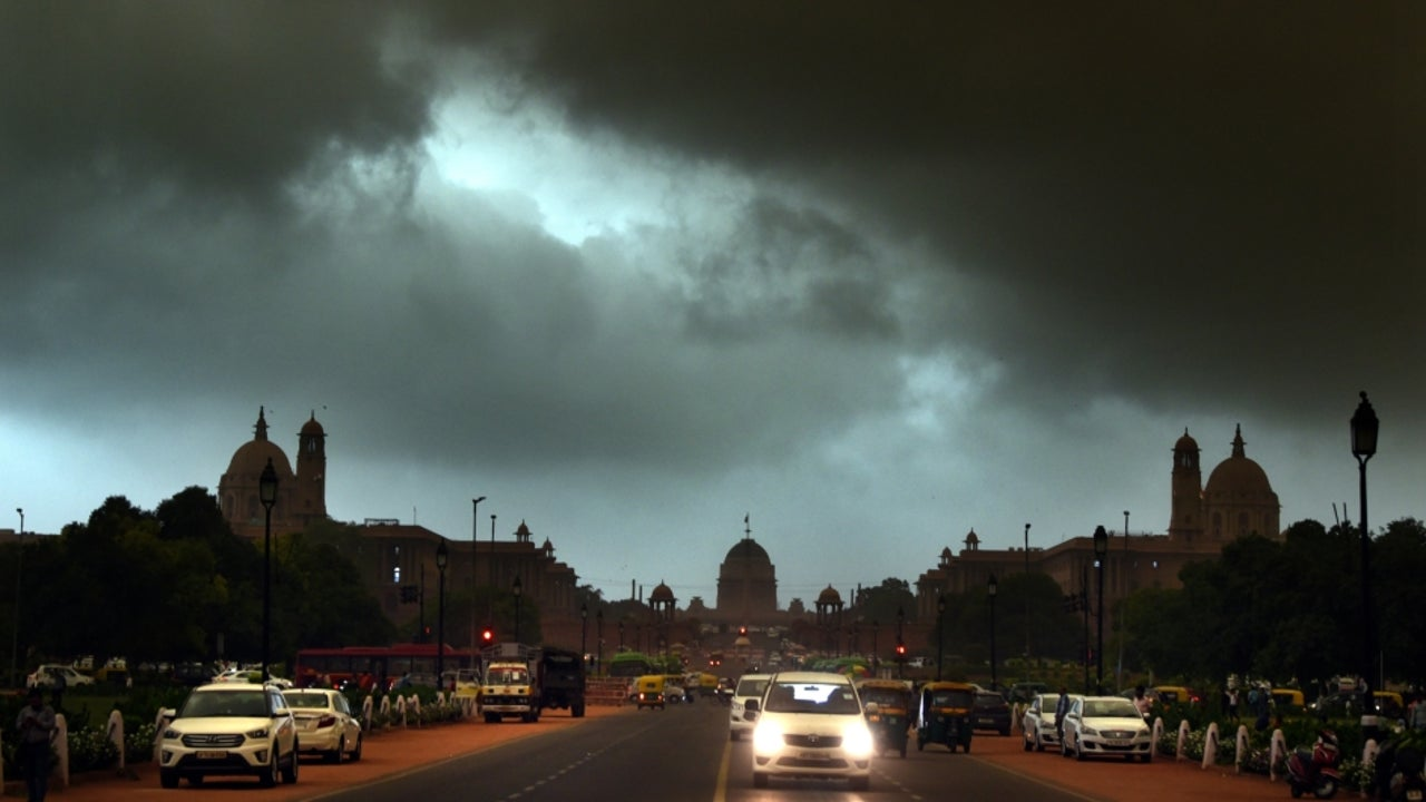 A yellow watch has been placed over Delhi on February 29, urging Delhiites to 'be aware' of thunderstorms and the overall weather conditions.