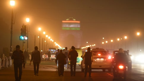 After Polluted Wednesday, Air Quality Improves in Delhi and Other North Indian Cities on Thursday