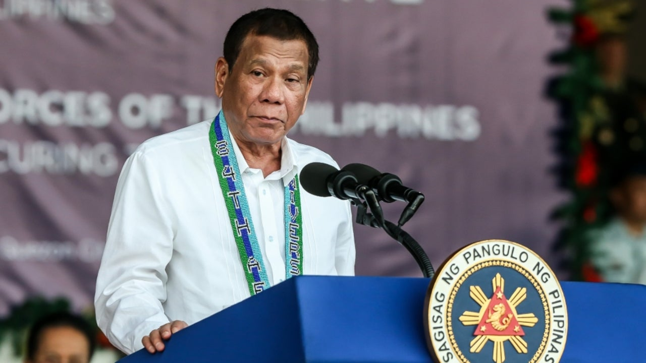 "Shoot Them Dead"": Philippines President Orders Police to Kill ..."