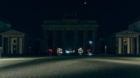 Earth Hour 2020 celebrations in Germany. (©Marlene Garwisch/WWF-Germany)