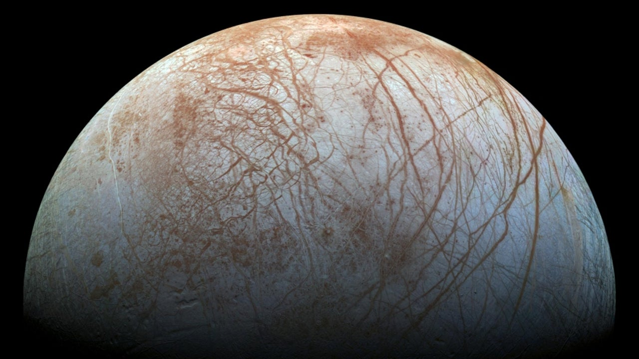 Jupiter's moon Europa is considered the most probable place to find alien life.