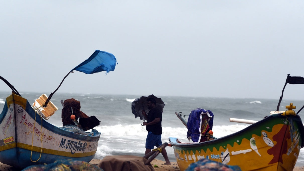 Cyclone Fani Likely to Bring Torrential Rainfall; Warning Issued for Tamil Nadu, Andhra Pradesh